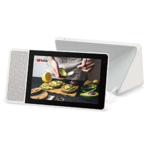 "Lenovo 8"" Smart Display w/ Google Assistant for $80"