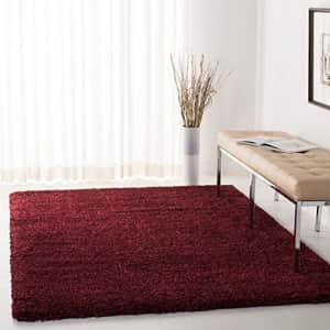SAFAVIEH California Premium Shag Collection SG151 Non-Shedding Living Room Bedroom Dining Room for $49