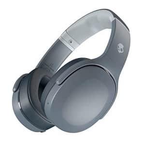Skullcandy Crusher Evo Wireless Over-Ear Headphone - Chill Grey (Renewed) for $152