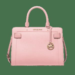 Michael Michael Kors Rayne Medium Saffiano Leather Satchel for $99