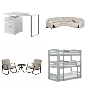 Furniture, Décor, and More at eBay: Up to 40% off