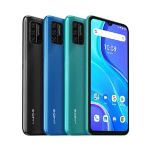 Umidigi A7S 32GB Dual-SIM Android Smartphone w/ AI Thermometer for $75