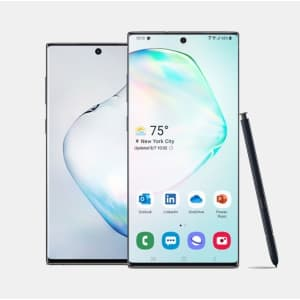 Samsung Galaxy Note10 or Note10+ Android Smartphones + Free Galaxy Buds at Microsoft Store: $200 off