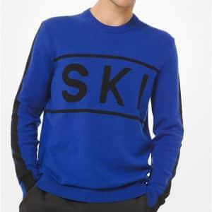 Michael Kors Men's Nylon Ski Sweater for $79