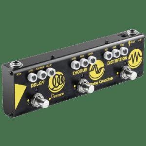 Donner Alpha Cruncher Guitar Effect Pedal for $32