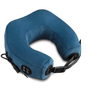 Conair Neck Rest With Vibration + Heat + Shiatsu Massage for $24
