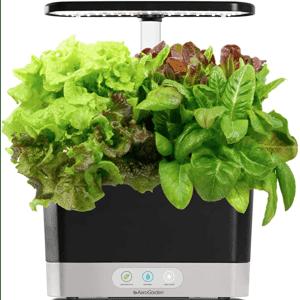 AeroGarden Harvest Heirloom Salad Greens 6-Pod Kit for $90