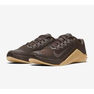 Nike Unisex Metcon 6 Premium Shoes for $77