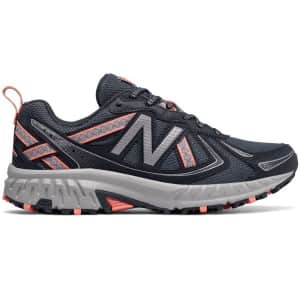New Balance Women's 410v5 Trail Shoes for $30
