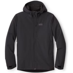 REI Co-op Men's Activator Soft-Shell Jacket for $50
