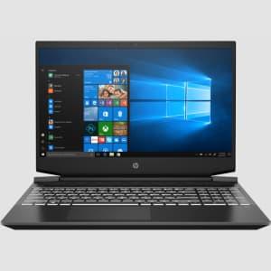 """HP Pavilion 4th-Gen. Ryzen 5 15.6"""" Laptop w/ Nvidia GTX 1650 for $630"""