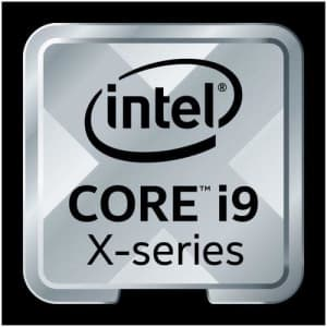 Intel Core i9-9940X X-Series Tray for $640