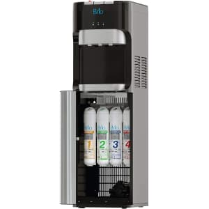 Brio 400 Series Bottleless 4-Stage Reverse Osmosis Water Cooler for $380