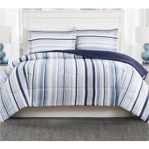 3-Piece King Size Comforter Sets at Macy's: for $20