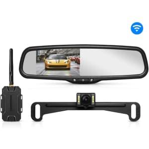 Auto-Vox Wireless Backup Camera Kit for $98