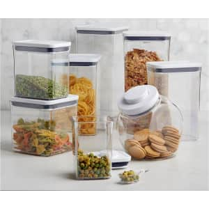 OXO Kitchen Storage and Gadgets at Macy's: up to 60% off + extra 15% off