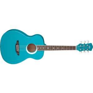 Luna Guitars Aurora Borealis 3/4-Size Acoustic Guitar for $179 + $25 Bonus Bucks