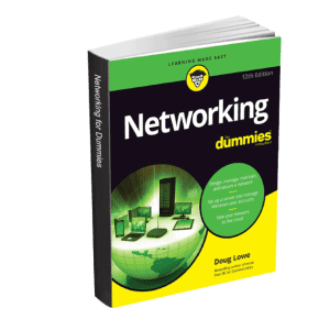 """""""Networking For Dummies"""" eBook: free"""