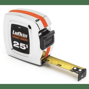 Lufkin 25-Ft. Tape Measure for $3