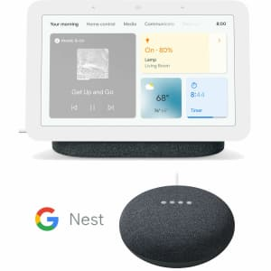 Google Nest Products at eBay: Up to 40% off
