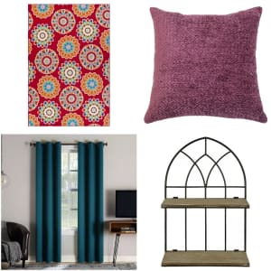 Home Decor at Kohl's: 50% to 70% off