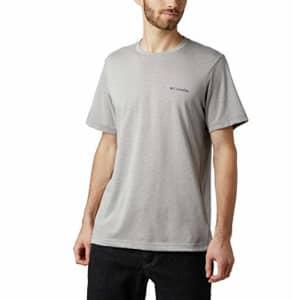Columbia Men's Thistletown Ridge Crew Shirt, Boulder, 2X for $30
