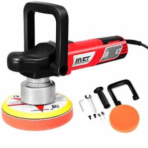 Goplus Random Orbital Polisher Electrical Sander Variable Speed Dual-Action Grinder Buffer Kit For for $75