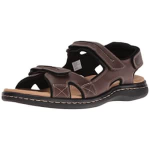 Dockers Mens Newpage Sporty Outdoor Sandal Shoe,Briar, 7 M US for $40