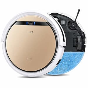 ILIFE V5s Pro Robot Vacuum and Mop for $160