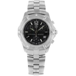 TAG Heuer Watches at eBay: Up to 30% off