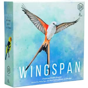 Stonemaier Games Wingspan Board Game for $51