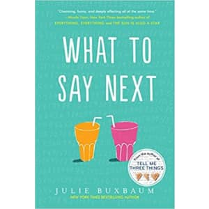 """""""What To Say Next"""" Book for $4"""
