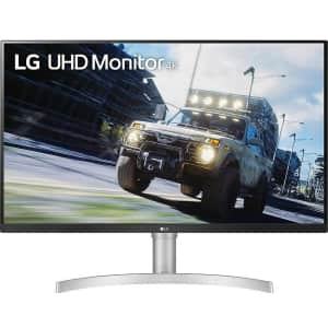 LG 32'' 4K HDR UHD AMD FreeSync Monitor for $297