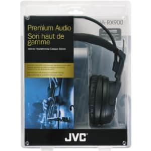 JVC High-Grade Full-Size Headphone with dynamic sound, Optimum comfort, Over Ear Headphones. for $82