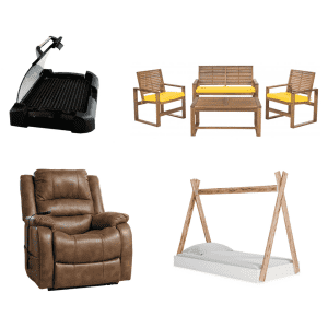 Ashley Furniture Top Picks: Up to 60% off