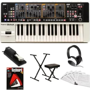 Keyboards and Synthesizers at Sweetwater: Discounts on over 400 items
