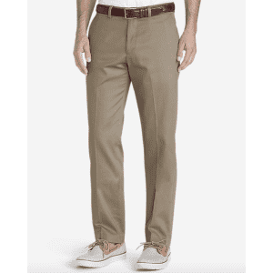 Eddie Bauer Men's Clearance Khakis and Chinos: for $20