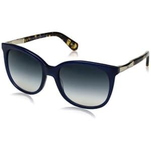 Kate Spade New York Women's Julieanna Sunglasses, Blue Gold/Blue Gradient Pea, 54 mm for $93