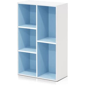 Furinno 5-Cube Reversible Open Shelf for $27