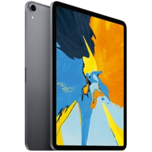 "Apple iPad Pro 11"" WiFi Tablet (2019) from $650"