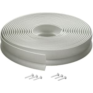 M-D Building Products Vinyl Garage Door Top and Sides Seal for $19