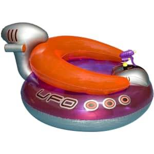 Swimline UFO Spaceship Water Gun Float for $25