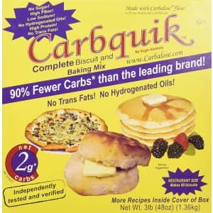 Carbquik 3-lb. Baking Mix for $15
