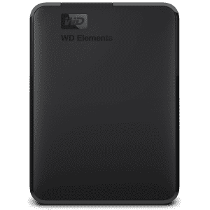 WD Elements Portable 2TB Hard Drive for $60