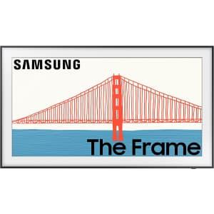 """Samsung The Frame QN43LS03AAFXZA 43"""" QLED 4K HDR Smart TV for $798"""