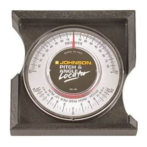 Johnson Level & Tool 750 Pitch and Slope Locator for $12