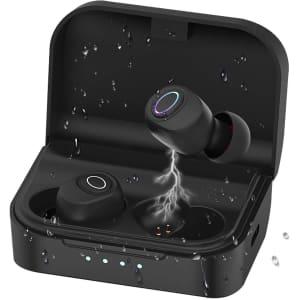 Hicfen True Wireless Bluetooth Earbuds for $30