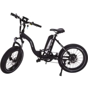 Gopowerbike Electric Foldable All Terrain GoCruiser E-Bike for $1299 for members