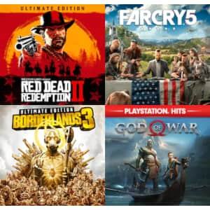 PlayStation Store Double Discounts: up to 60% off for PS Plus members