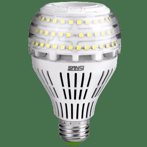 Sansi 27W LED Bulb 2-Pack for $24